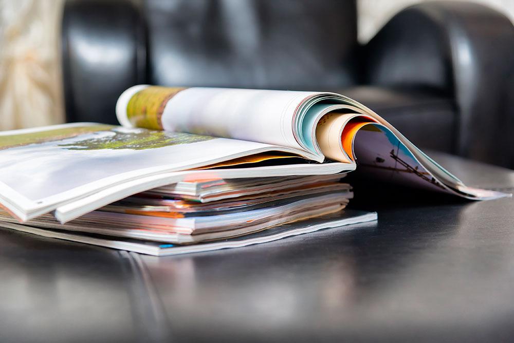 bfmedia lehtien kustantaminen